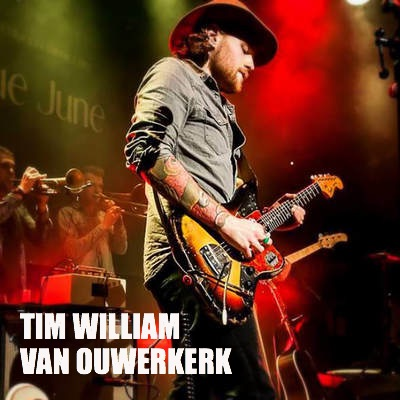 GITAARSHOP HEEMSTEDE TIM WILLIAM VAN OUWERKERK